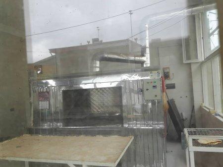 فروش نانوایی آماده به کاردرانزلی/کد290